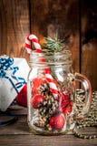 Jul begrepp för ` s för nytt år Royaltyfri Foto