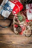 Jul begrepp för ` s för nytt år Arkivfoton
