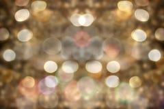 Jul blänker bakgrund med kopieringsutrymme royaltyfria foton