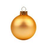 Jul boll för nytt år Royaltyfria Bilder