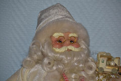 jul claus santa Royaltyfri Foto
