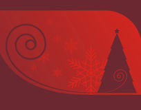 jul för 1 bakgrund vektor illustrationer