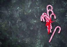 jul för bakgrundsgodisrotting Royaltyfri Fotografi