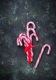 jul för bakgrundsgodisrotting Royaltyfri Foto