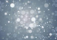 Jul grånar bakgrund Arkivfoto
