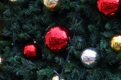 Jul i Nazareth Royaltyfri Fotografi