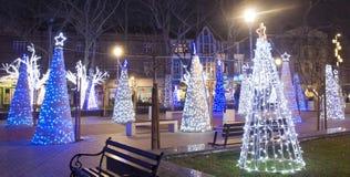 Jul i Varna Arkivfoton