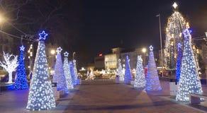 Jul i Varna Royaltyfri Bild