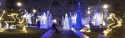 Jul i Varna Royaltyfria Foton