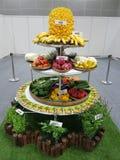 27 2016 Jul Malezyjski Międzynarodowy jedzenie & napoju targ handlowy przy KLCC Zdjęcia Royalty Free