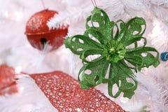 jul min version för portföljtreevektor Royaltyfria Foton