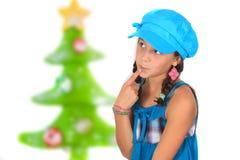 jul önskar jag vad Fotografering för Bildbyråer