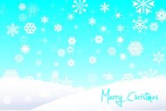 Jul och bakgrund för lyckligt nytt år Royaltyfri Foto