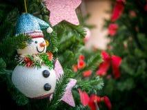 Jul och festival för nytt år Arkivbild