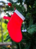 Jul och festival för nytt år Arkivfoton