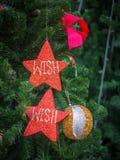 Jul och festival för nytt år Royaltyfria Foton