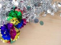 Jul och garnering för nytt år Royaltyfri Bild