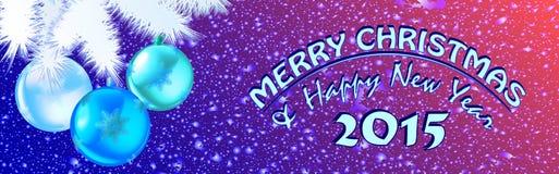 Jul och nytt år snowflake01 Arkivfoton