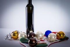 Jul och tid för nytt år 18 Arkivfoto