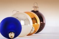 Jul och tid för nytt år 07 Arkivbild