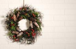 Jul returnerar garnering Arkivfoto