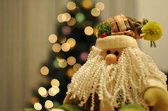 Jul Santa Claus Royaltyfria Bilder