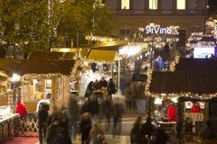 Jul som är ganska för Stets Stephen basilika Arkivbilder