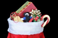 jul som lagerför toys Royaltyfria Foton