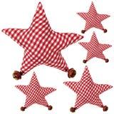jul stars14 Arkivfoto