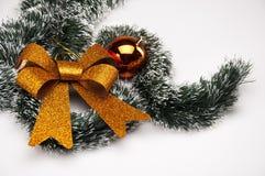 Jul stoppar med ljus bakgrund Royaltyfri Foto