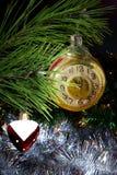 Jul-tree garneringar Royaltyfria Foton