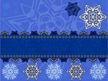 Julbakgrund Arkivbild