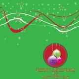 Julbakgrund. Royaltyfri Bild