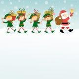 Julbakgrund Fotografering för Bildbyråer