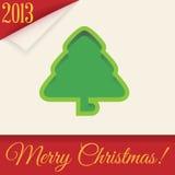 Julbakgrund 3 Arkivbild