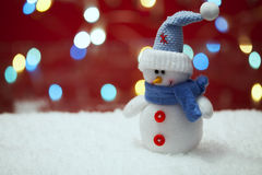 Julbakgrund royaltyfria bilder