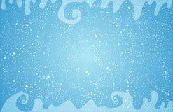 Julbakgrund för dig design Fotografering för Bildbyråer