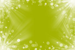 Julbakgrund för kortet för din designguling Royaltyfri Fotografi