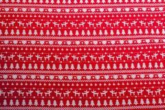 Julbakgrund med julsymboler Royaltyfri Fotografi