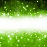 Julbakgrund med stjärnor Fotografering för Bildbyråer