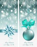 Julbakgrunder Royaltyfri Foto