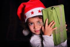 Julbarnstående Arkivfoton