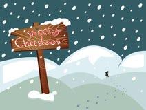 julbefruktning Vektor Illustrationer