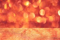 Julbokehbakgrund arkivbild