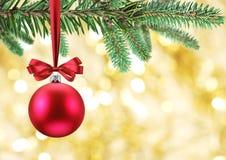 Julboll Fotografering för Bildbyråer