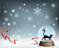 Julboll Arkivbild