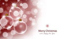 Julbollar. Fotografering för Bildbyråer