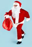 julbrådska royaltyfri bild