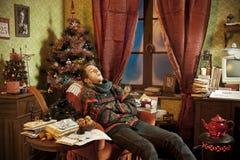 Juldag Arkivbilder