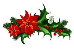 Juldekor Royaltyfria Bilder